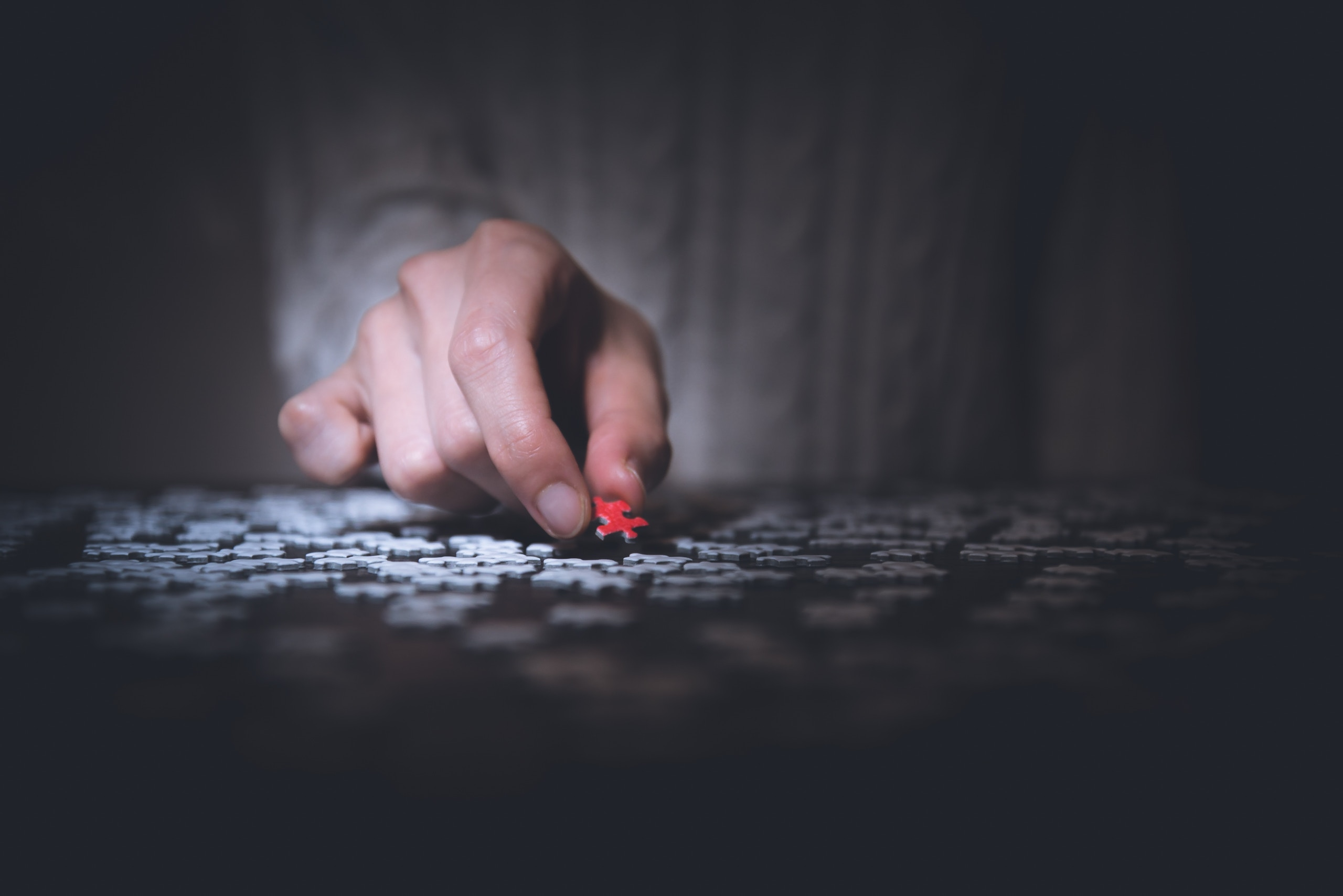 hand-puzzle